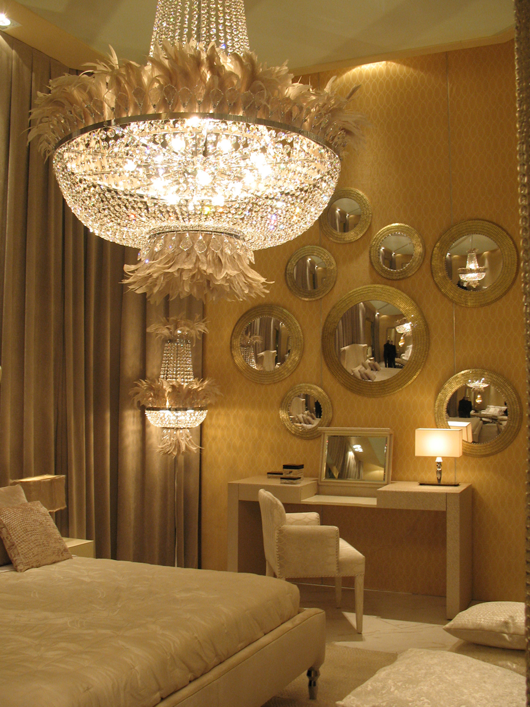 Dise o de interiores taller y medio - Decoracion de lujo ...
