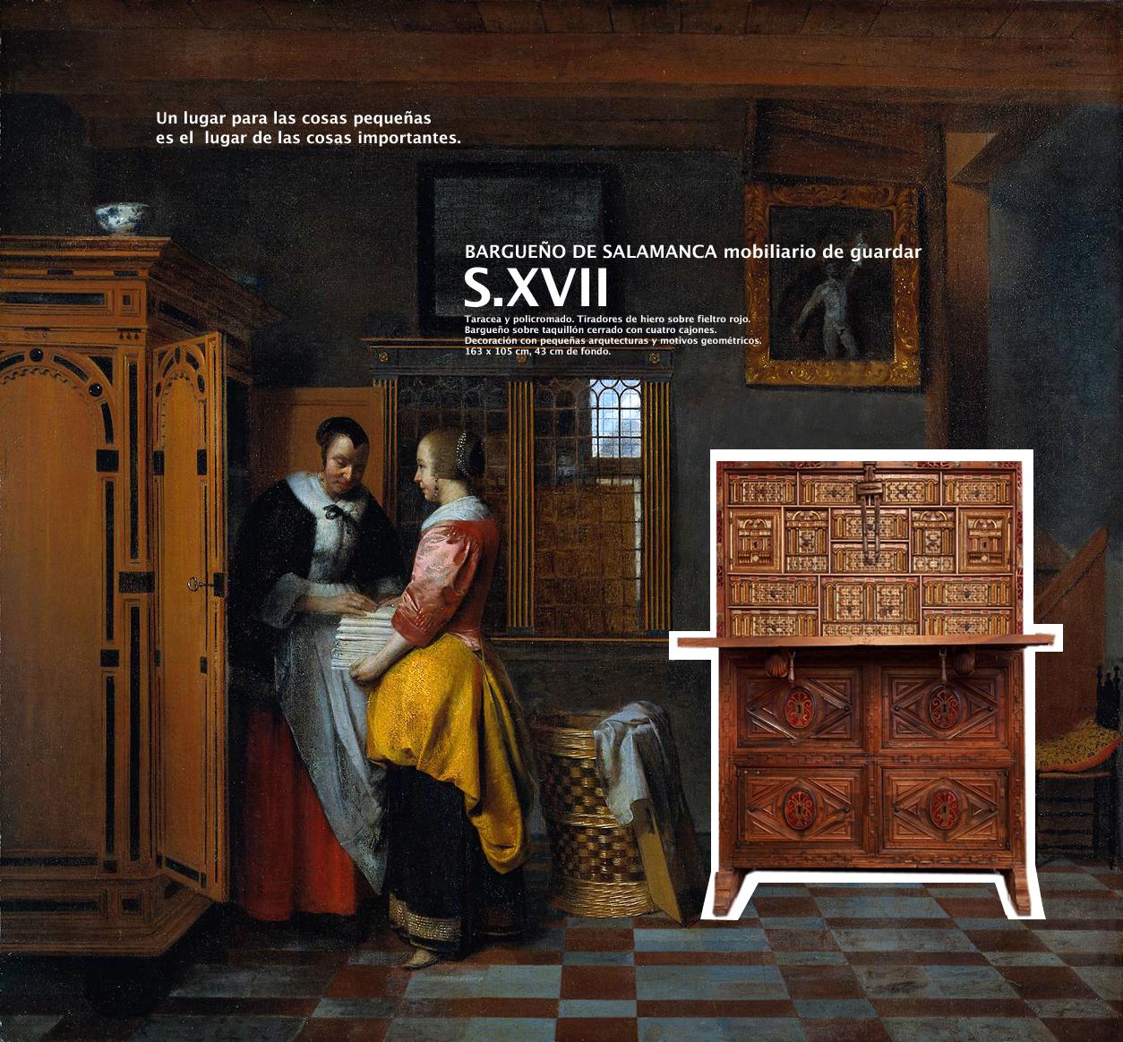 Historia Del Mueble 05 # Muebles Epoca Salamanca
