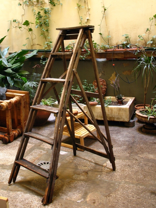 Restauración de muebles | Taller y medio