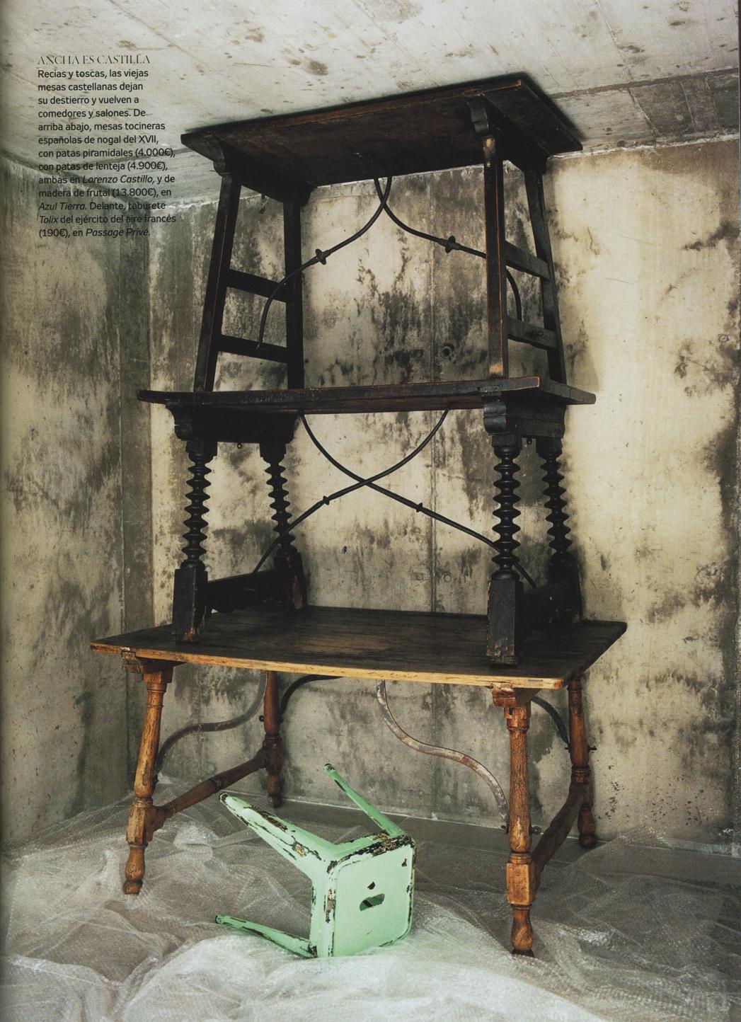 Historia Del Mueble 05 # Eduardo Pez Muebles