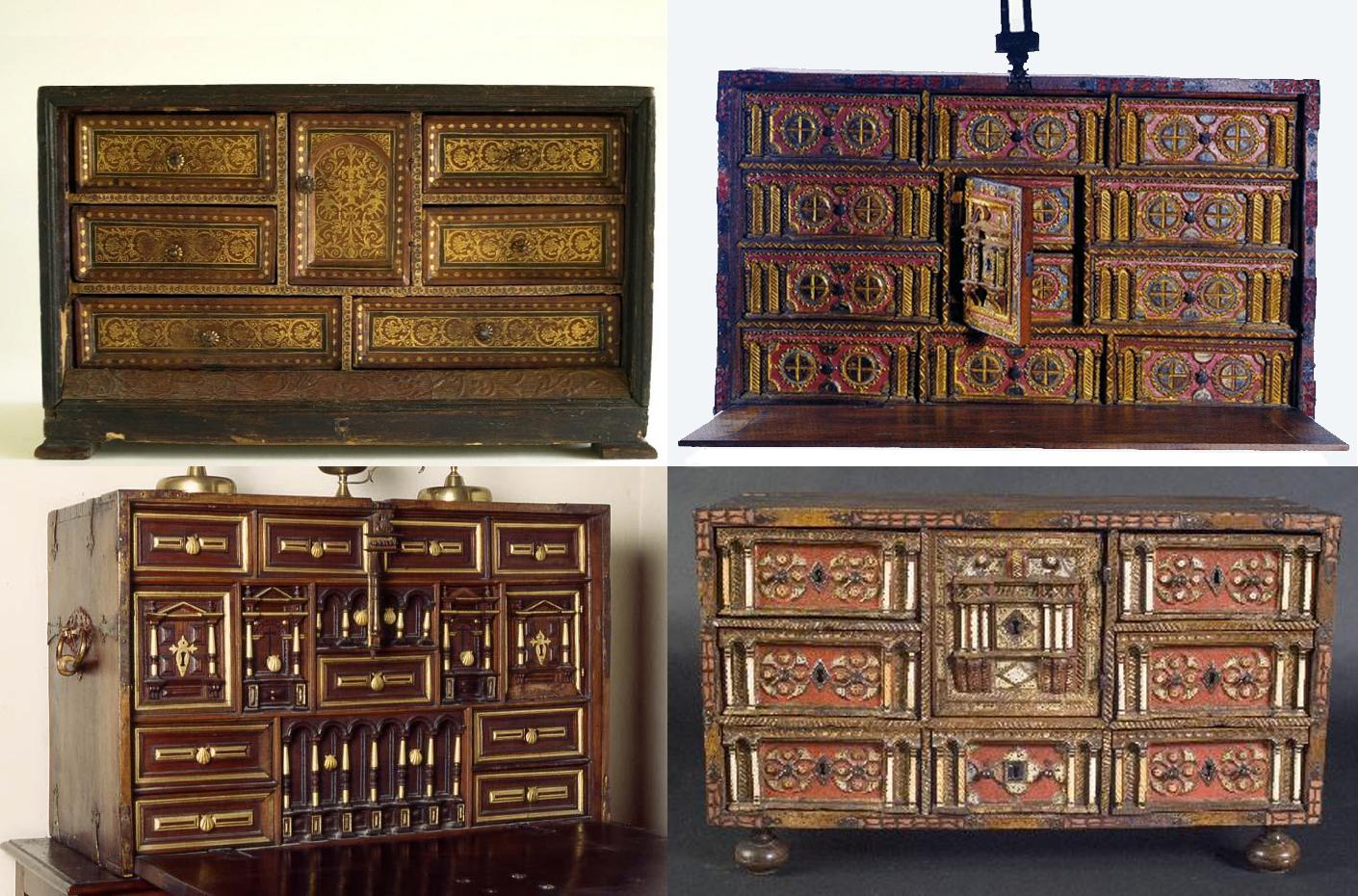 Historia Del Mueble 05 # Muebles Egipcios Caracteristicas