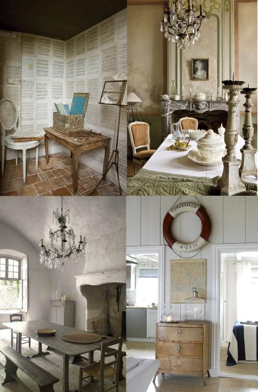 Decoraci n de interiores taller y medio for Taller decoracion de interiores