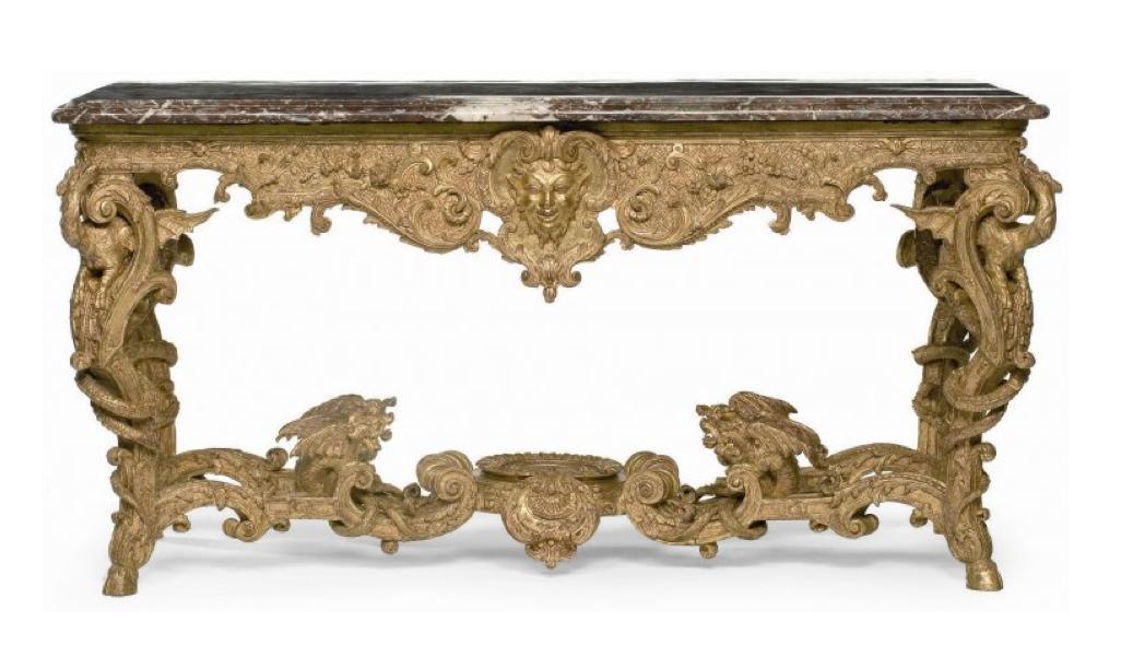 el mueble francés del siglo XVIII | Taller y medio