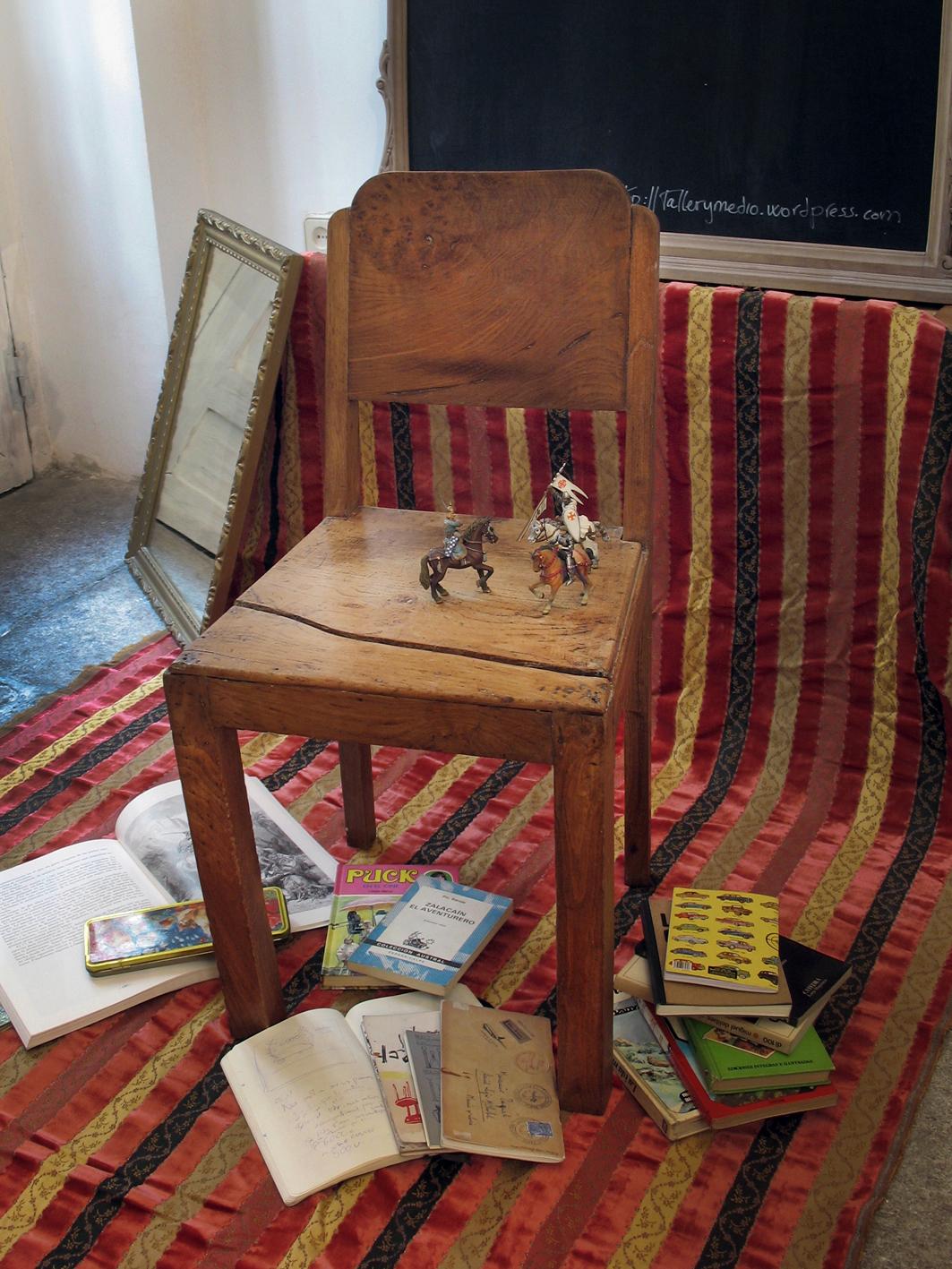Restauracion Muebles : Restauración de muebles taller y medio