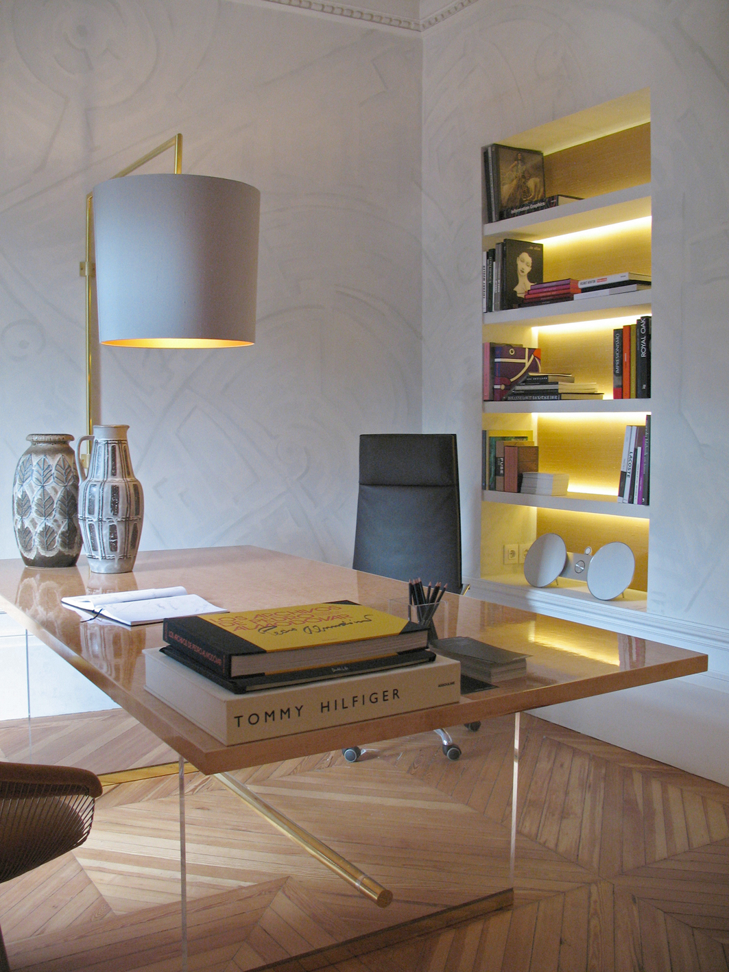 Erico navazo taller y medio - Interior lighting tips ...