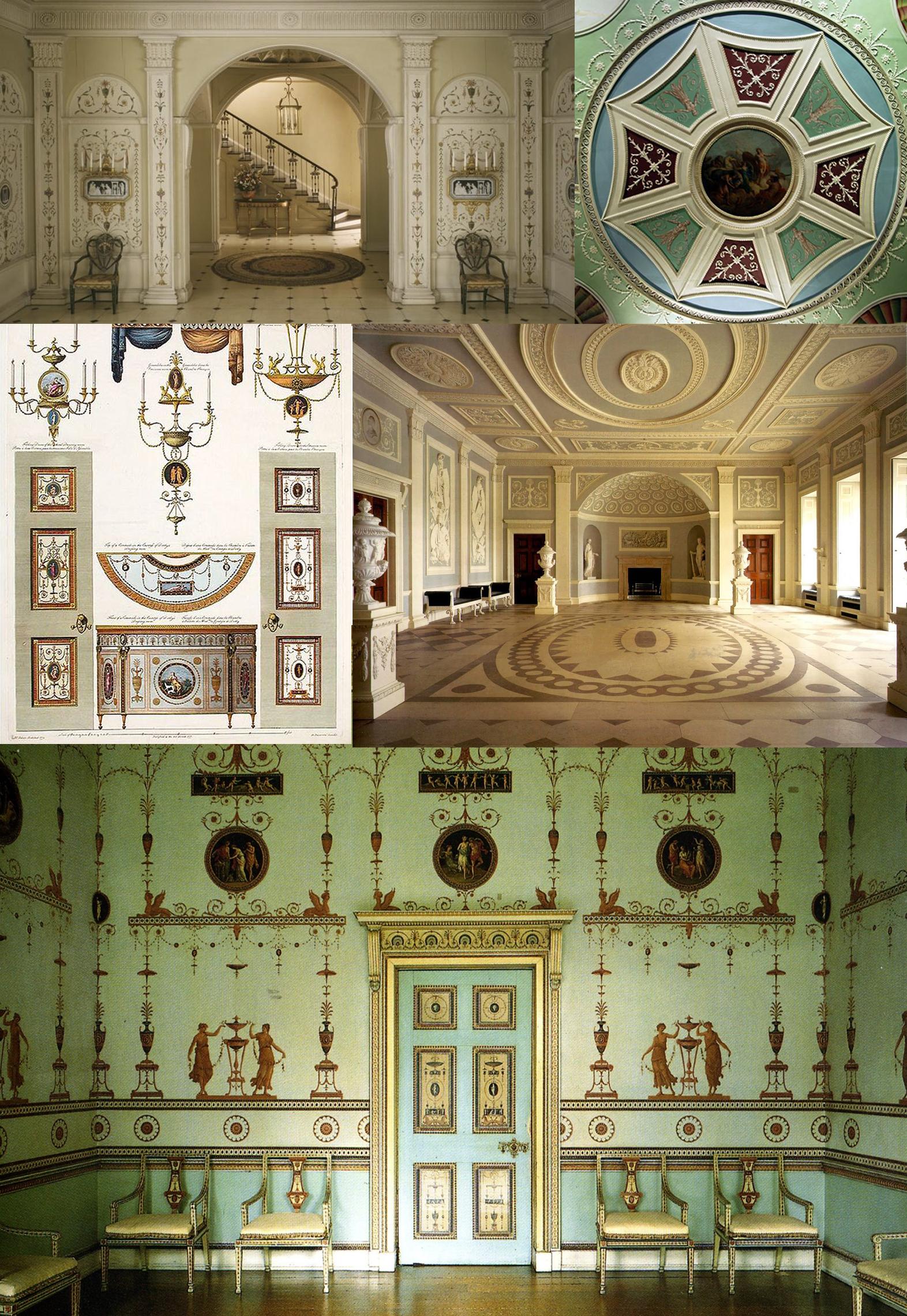 Sheraton taller y medio - Estilo ingles decoracion interiores ...