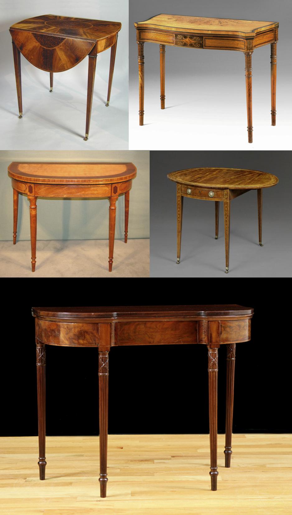 Siglo xix taller y medio - Muebles estilo neoclasico ...