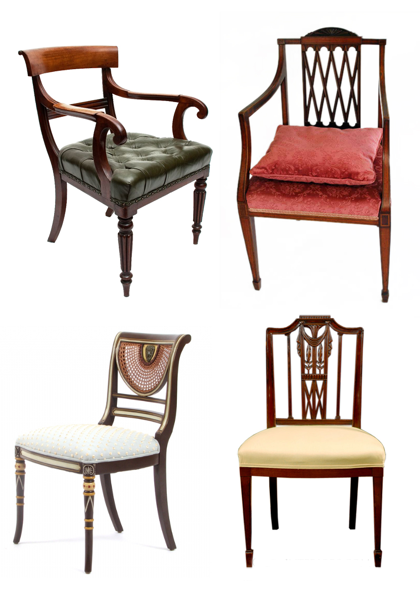 Hepplewhite Furniture For Sale