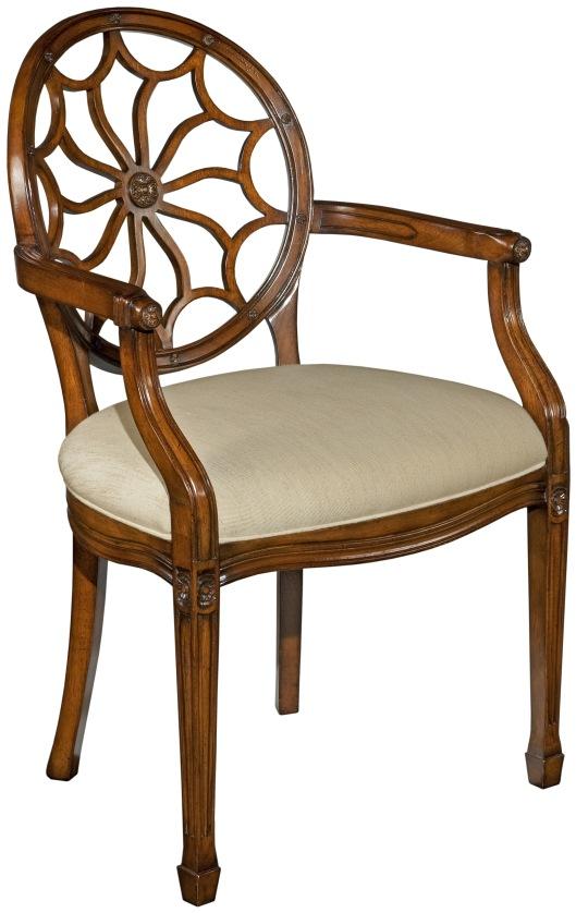 Shield back chair taller y medio for Muebles estilo nordico buenos aires