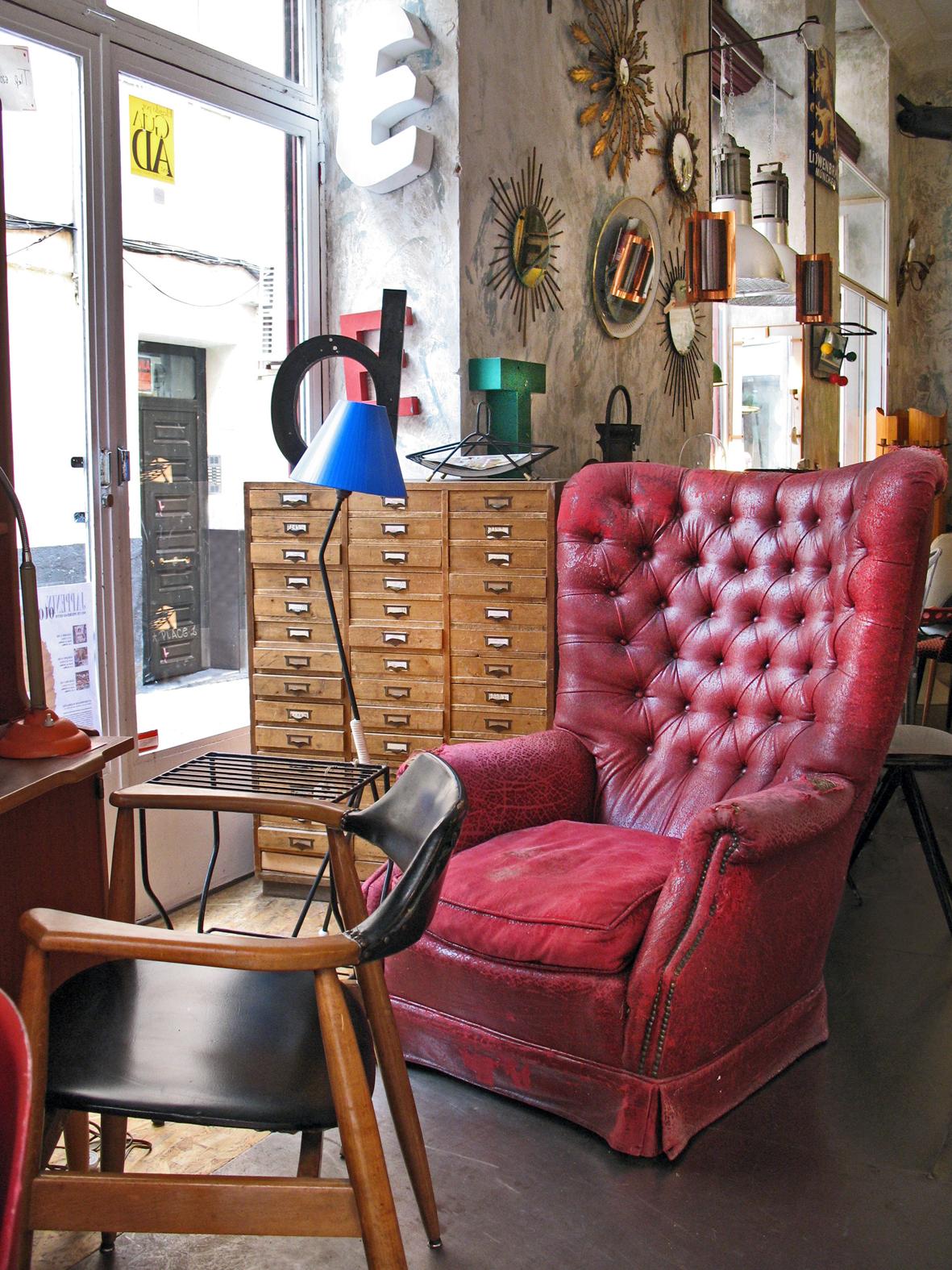 Remar recogida de muebles madrid hogar y ideas de dise o for Mercadillo muebles madrid