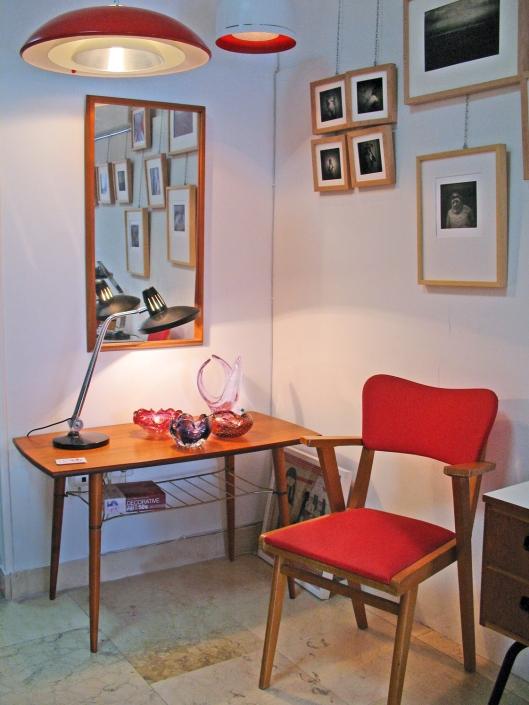 Nuevos viejos el rastro se moderniza taller y medio - Muebles anos 50 ...