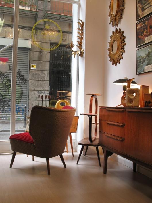 muebles vintage | Taller y medio